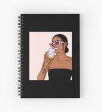 K A R R U E C H E Spiral Notebook