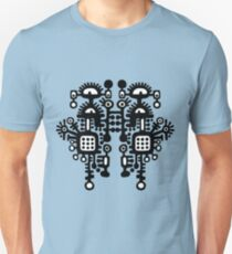Abstract Structure Unisex T-Shirt