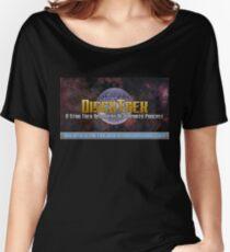 DiscoTrek Logo Design Women's Relaxed Fit T-Shirt