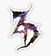 Zeds Dead Galaxy Sticker