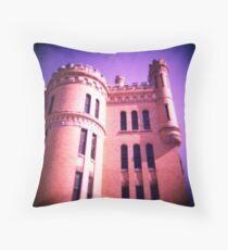 Castle #2 Throw Pillow