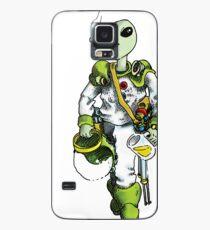 alien pilot is a film fan Case/Skin for Samsung Galaxy