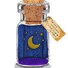 Dreams in a bottle by anniemgo