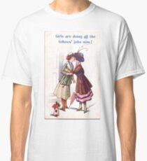 Lesbische Suffragetten Classic T-Shirt