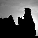 Castle Ruins by Puffling