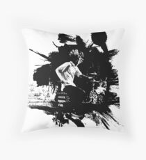 Rage Against the Machine Throw Pillow