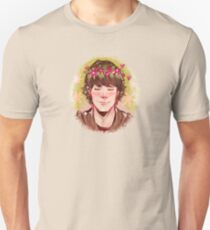Flower Crown Sam Unisex T-Shirt