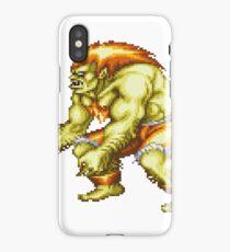 Blanka - Street Fighter iPhone Case/Skin