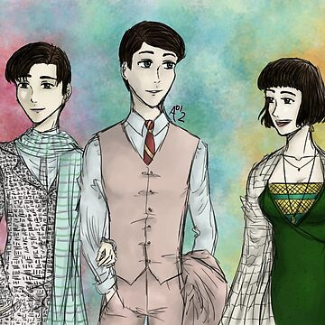 Brideshead by anico-art