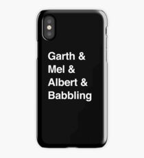 All the Brooks iPhone Case