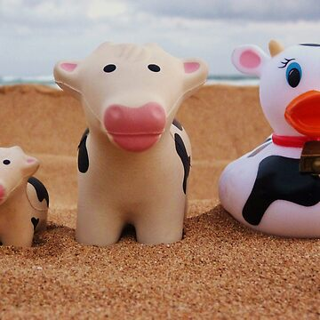 Cow Wannabe by Diana16