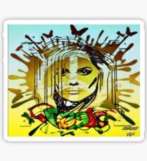 Music Art Sticker