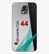 F1 2015 - #44 Hamilton Case/Skin for Samsung Galaxy