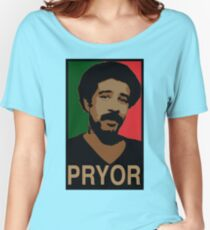 RICHARD PRYOR Women's Relaxed Fit T-Shirt