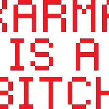 Karma is a Bitch Challenge by annawoodz