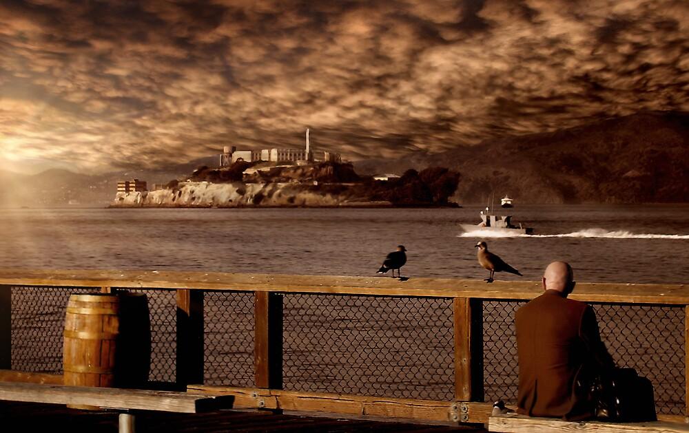 Frank Morris by Cliff Vestergaard