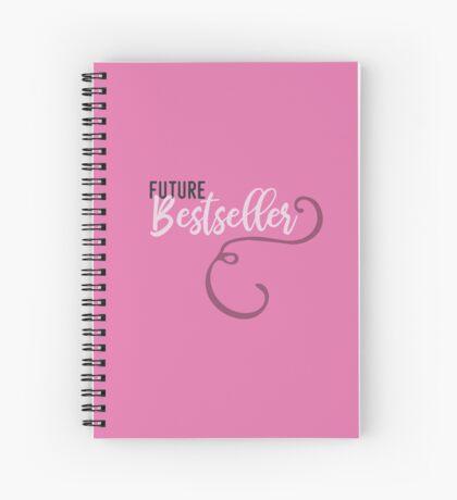 Future Bestseller 2.0 Spiral Notebook