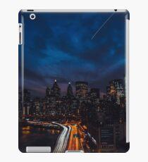 Night City iPad Case/Skin