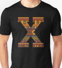 Malcolm X, schwarzer Geschichtsmonat, afrikanischer Druck Slim Fit T-Shirt