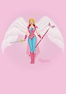 Brightmoon's Angelic Queen (Pink) by Kevenn T. Smith by KevennTSmith