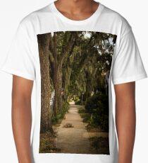 Savannah Sidewalk Long T-Shirt