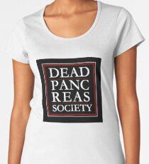 Dead Pancreas Society Women's Premium T-Shirt