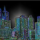 Blue City by Holly Martinson
