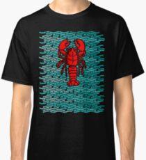 Ascend the Lobster Hierarchy Jordan B Peterson Classic T-Shirt
