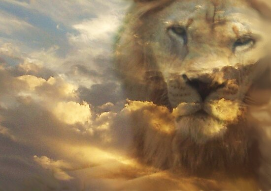 The Lion of the tribe of Judah has prevailed! by lillis