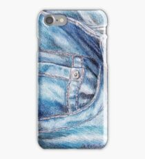 Her Favorite Pair of Jeans iPhone Case/Skin