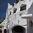 Casapueblo (Punta Ballena Uruguay) by Fernando Pizzani