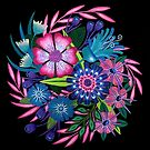 Summer Blooms no.3 by Lisafrancesjudd
