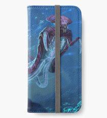 Warper Subnautica iPhone Wallet/Case/Skin