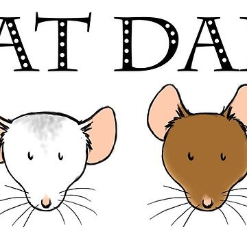 Rat Dad by sillybadger