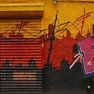 Funky Williamsburg by Farras Abdelnour