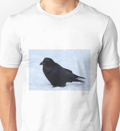 Crouching Raven T-Shirt