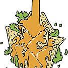 « Nachos au fromage » par Tirmes
