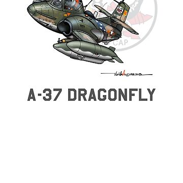VNAF A-37B 528 Fighter Sq. (Large Center) by ACVuConcepts