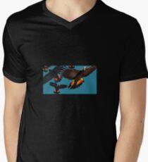 cockatoos mk II Men's V-Neck T-Shirt
