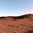 Desert Landscape by Vac1