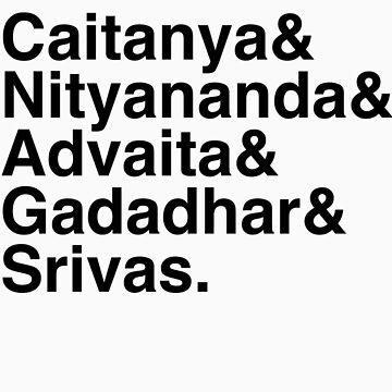 Pancha Tattva by Kanapathy