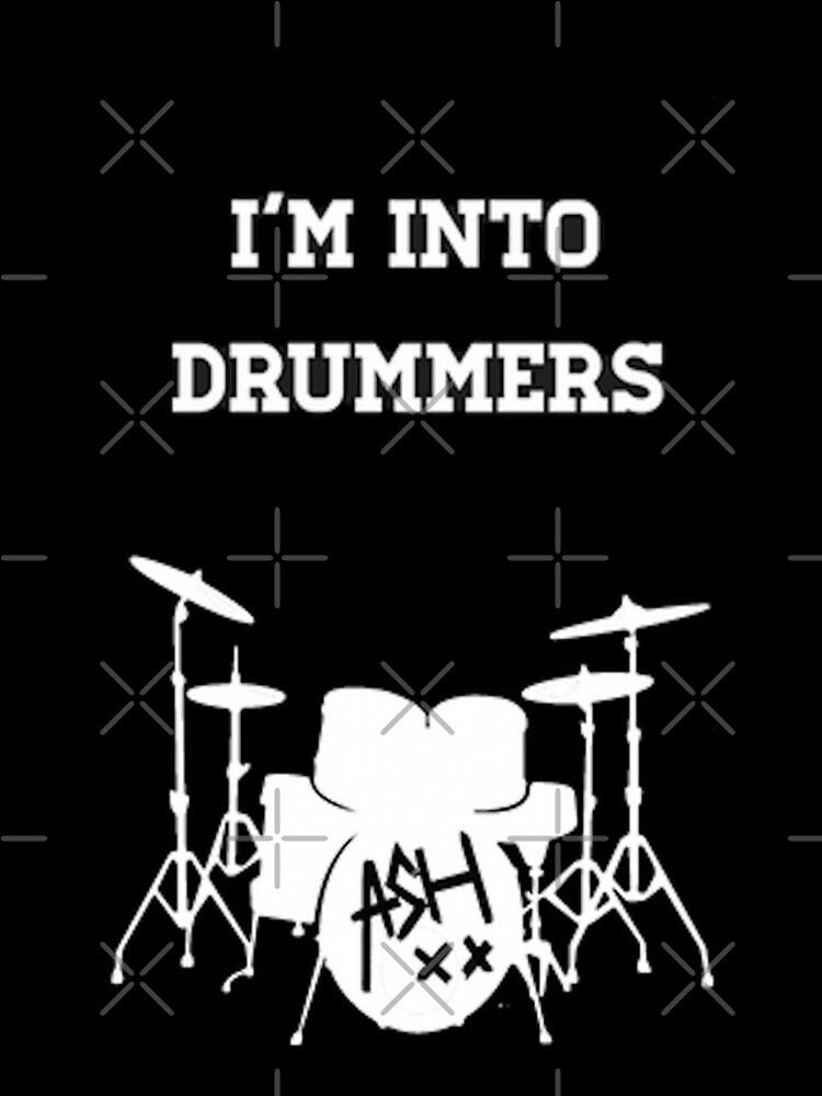 5sos Ashton Irwin Schlagzeuger von Band-Prints