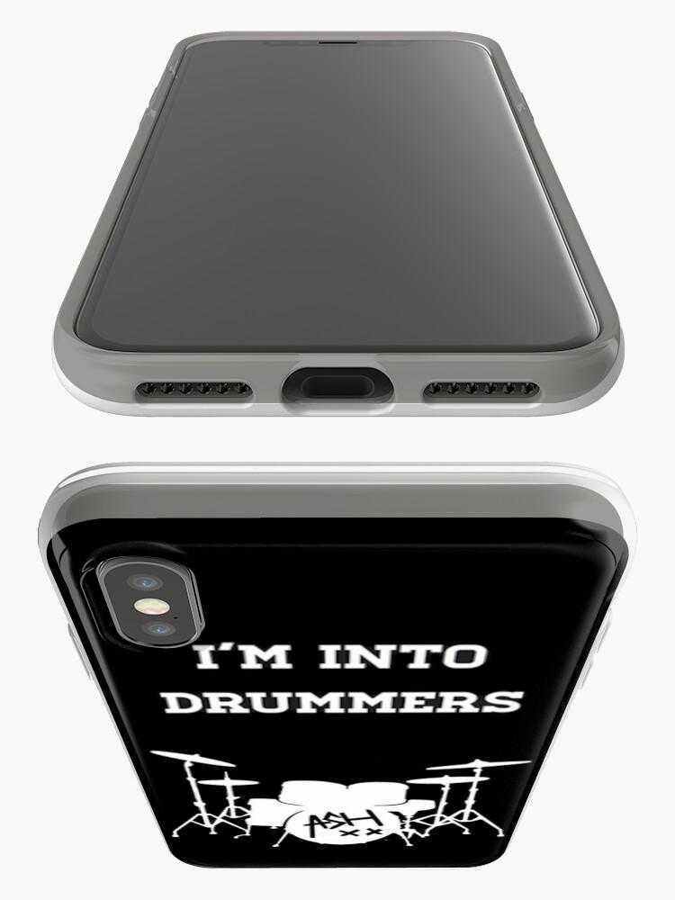Alternative Ansicht von 5sos Ashton Irwin Schlagzeuger iPhone-Hüllen & Cover