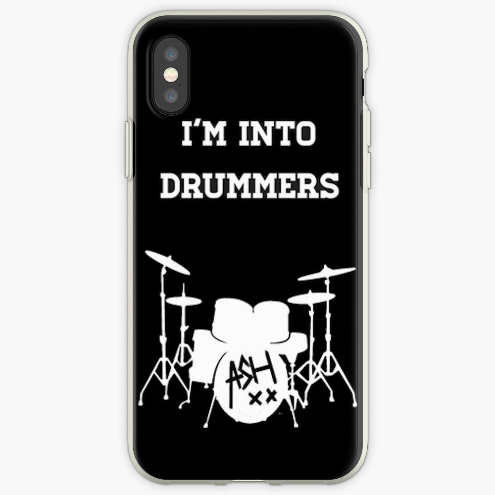 5sos Ashton Irwin Schlagzeuger iPhone-Hüllen & Cover
