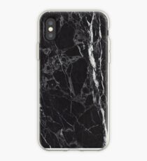Black marble Phone cases iPhone Case