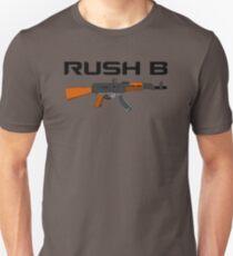 rush b counter strike gaming Unisex T-Shirt