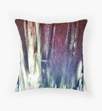 Rain of Fire Floor Pillow