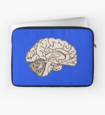 hemisected brain Laptop Sleeve