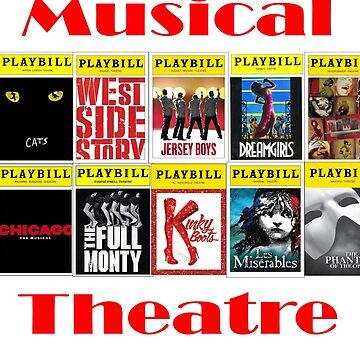 ¡Teatro musical! de BethM93