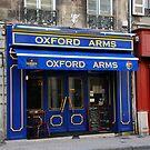 The Oxford Arms Pub by 29Breizh33